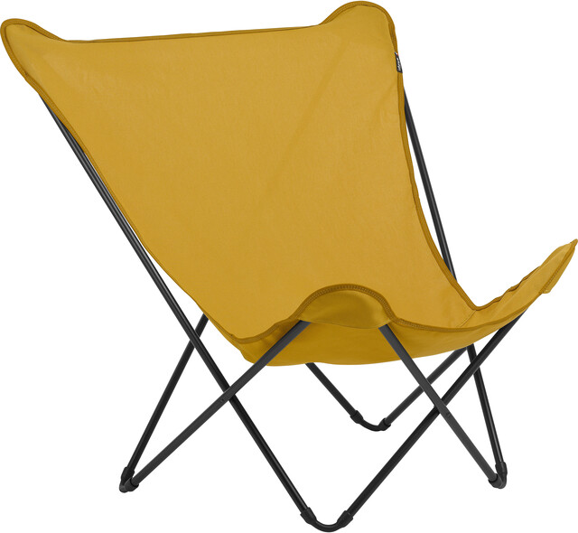 Lafuma Mobilier Pop Up XL Klappstuhl Airlon + Uni curry